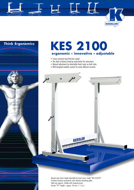 KES-2100